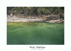 The amazing dawki (shaan2noo) Tags: travel india nature river children boat fishing nikon adventure northeast meghalaya dawki northeastindia umngot