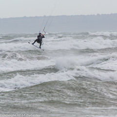 Kite surf_160404_La Nouvelle (f.chabardes) Tags: france aude avril kitesurf languedoc tempte 2016 portlanouvelle 2t narbonnais