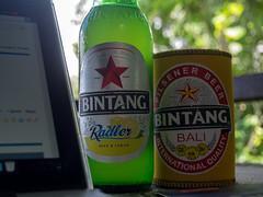 Bintang Radler (aushiker) Tags: bali beer drinks bintang villakalisat