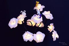 Doll Challenge 13 - Preto e Branco (Thai) Tags: flowers light roses tree toys japanesetoy goodsmilecompany nendoroid