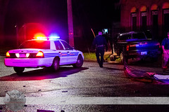 Detroit Police - MVC, Halloween 2015, Livernois Ave. & Federal St. (Front Page Photography / Hooks & Halligans) Tags: halloween fire detroit vehicle motor department dept collision motorvehicleaccident 2015 mvc accidentcrash motorvehiclecollision halloween2015