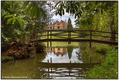 Tylney Hall (Antirrhinum) Tags: bridge water hdr refelction tylneyhall