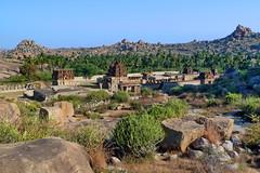 India - Karnataka - Hampi - Achyutaraya Temple - 209 (asienman) Tags: india unescoworldheritagesite karnataka hampi vijayanagara asienmanphotography