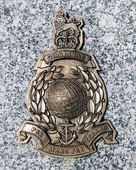 Royal Marines Memorial Wall (Ray Crabb) Tags: wall memorial brothers fallen marines commando rm 2014 royalmarines ctcrm bootneck memmorialwall