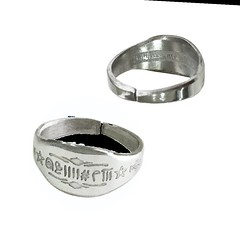Magic Power-boosting Ring to create a Commanding Presence (Indo Magic) Tags: indonesia magic muslim islam ring sacred occult solomon amulet islamic talisman banten solomonic taweez