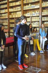 M4302481 (pierino sacchi) Tags: mostra de liceo biblioteca andr visita scuola golgi universitaria broni scientifico