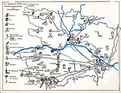 carte industries (tartarsky) Tags: maine et loire 1965 cartes