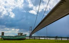 S17_4406 (Scott's-101 Photography) Tags: road trip bridge water spring nikon view hull coupe astra humber opel vauxhall bertone nikonofficials