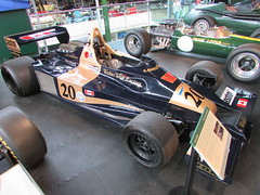 Wolf WR1 Ford 1977 (Andrew 2.8i) Tags: beaulieu motor museum hampshire new forest f1 formula 1 racing car wolf wr wr1 jody sheckter 1977 race sport sports motorsports motorsport formula1 all types transport worldcars uk unitedkingdom