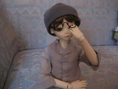 Missing Monkey 007 (EmpathicMonkey) Tags: toby ball toys happy monkey photo dolls olive story bjd jointed bluefairy