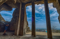 curious about history (nilesh.gawde) Tags: travel people history places nashik pandavcaves