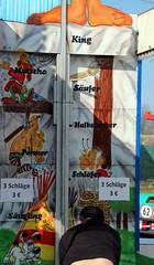 Matscho. (universaldilletant) Tags: signs schilder sign king frankfurt den schild lukas penner hau dippemess sufer schlfer halbstarker matscho