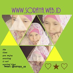 Wajah Soraya Wanita Berjilbab (Soraya Feraniditha) Tags: muslimah soraya muka wajah perempuan cantik jilbab gadis kerudung cewek twitter emosi menstruasi instagram wanitaberjillbab
