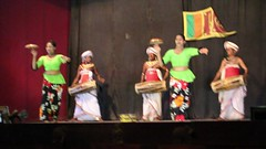 MVI_3058 Kandyan Dance performance - Raban dance (drayy) Tags: dance video srilanka kandy kandyan kandyandance