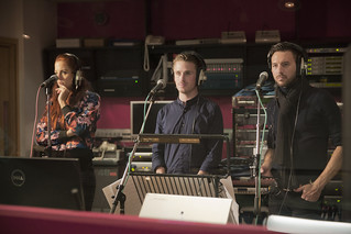 Backup Vocals - Abbey Road Studios