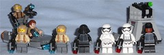Lego - 75131 & 75132 (Darth Ray) Tags: trooper star order force lego first battle pack wars resistance the awakens 75131 75132
