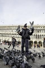 (mycenium) Tags: saint canon italia pigeon marc 17 40 usm venise venezia italie 6d