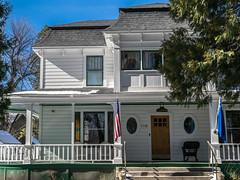 The Shootist House (Dave Heise) Tags: old city house set john carson movie wayne duke western shootist