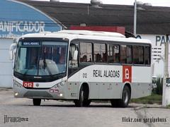 Real Alagoas 012 (Jos Franca SN) Tags: bus mercedes mercedesbenz autobus onibus marcopolo buss autocarro omnibusse