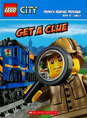 Get a Clue (Vernon Barford School Library) Tags: new city b fiction mystery train toy toys reading book high long lego reader library libraries reads trains books sean read paperback cover lee u junior novel covers bookcover wang robbery middle vernon recent bookcovers robbed paperbacks clue mysteries clues mistakes novels fictional detectives readers quinlan phonics barford pronunciation englishlanguage softcover readingprogram legocity learningtoread seanwang longu vernonbarford softcovers beginningreaders beginningreading quinlanblee learningreaders 9780545813495 9780545813617