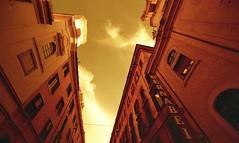 Rome, Place du Peuple, lomography, 3 (Patrick.Raymond (2M views)) Tags: rome lomography nikon place du italie argentique peuple expressyourself redscale