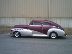 1948 Chevy Fleetline Aerosedan [4] (JeromeG111) Tags: auto 1948 chevrolet car automobile chevy fleetline cellphonecamera 2016 classicauto aerosedan