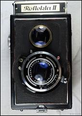 KWT Reflekta II Prontor-S (04) (Hans Kerensky) Tags: tlr plate front ii removed kwt welta reflekta