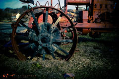 tractor-22 (alanschererphotographer) Tags: lighting winter boy blackandwhite horse dog house snow tractor cold ice home beagle field collage barn mailbox truck fence frozen kid backyard farm naturallight potato chevy silverado stable smalltown countryroad foxhound icecreamshop leominster cowmailbox blackandwhitephotographer alanschererphotographer