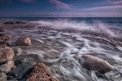 Varigotti-le-Ciappe_IMG_3300 (Rosa Fiorenzo) Tags: mediterraneo italia mare liguria finale acqua oceano onde onda scogli ligure varigotti