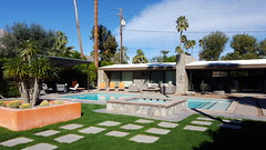 The party house in Palm Springs