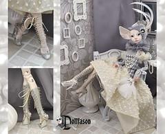 Foto-3 (Dollfason) Tags: bjd кукла трифонова сфинкс татьяна авторская triffonyartwork коллекционная