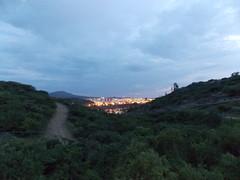 DSCN2604 (Alejandra Fajardo) Tags: night landscape la paisaje queretaro reserva nocturno