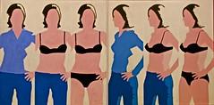 Take away N 1 & N 2(1963) - Anthony Donaldson (1939) (pedrosimoes7) Tags: museum museu muse cc popart creativecommons anthonydonaldson britishpainter pintoringls peintreanglais