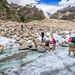 Trekking On Biafo Glacier, Namla to Mango, Biafo Hispar Snow Lake Trek,  Central Karakoram National Park, Gilgit-Baltistan, Pakistan