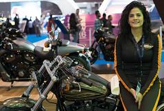 Girls of the 2016 Qatar Motor Show (allenvincentlucas) Tags: show car 50mmf18 sonya6000 2016qms