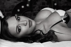 145A3499.bw (KristinaLilith) Tags: portrait beauty model glamour eyes monotone headshot boudior greyscale