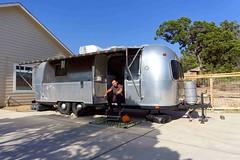 Przyczepa kempingowa | Airstream Camper