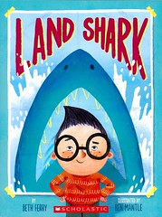 Land Shark (Vernon Barford School Library) Tags: birthday new fiction dog pet pets dogs ferry puppy reading book shark high puppies ben beth library libraries reads books read paperback gifts cover gift junior land novel sharks covers bookcover birthdays middle vernon recent mantle bookcovers paperbacks marinelife novels fictional picturebooks barford softcover marineanimals vernonbarford softcovers picturebooksforchildren bethferry 9780545929226 benmantle