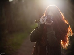 People #17 (JackCarranza) Tags: street wood winter light people roma canon jack photography 50mm f14 redhead redhair canon650d tumbrl jackphotography