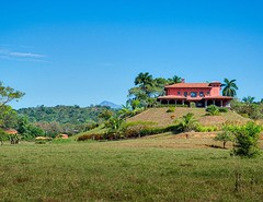 Not a bad place to lay down your estate. #theworldwalk #travel #costarica