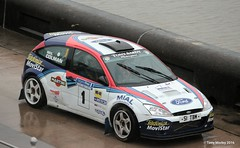 North West Stages Car Rally Blackpool (ttbeep) Tags: car rain northwest rally stages blackpool 2016 canoneos700d