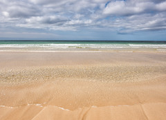 Perfection on Dalmore Beach (Kristin Repsher) Tags: ocean uk beach scotland sand nikon unitedkingdom d750 atlanticocean isleoflewis hebrides outerhebrides haggisadventures scottishisles dalmorebeach