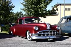Pontiac 1950 (Drontfarmaren) Tags: show classic car vintage gallery sweden run rod pontiac sverige 1950 bilder fjugesta 2015 galleri kumla gazoline drontfarmaren kumlingens