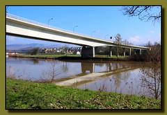Saarburg (Rheinland-Pfalz / Deutschland) (p_jp55 (Jean-Paul)) Tags: bridge reflection river germany deutschland rivière reflet pont brücke fluss allemagne spiegelung saar rheinlandpfalz saarburg sarre laurentiusbrücke