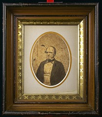 Portrait of Erasmus Clark Scranton (Madison Historical Society) Tags: old portrait people usa history museum photo interesting nikon flickr image connecticut interior country picture newengland ct indoor madison historical inside route1 mhs conn d600 abhouse bostonpostroad nikond600 madisonhistoricalsociety connecticutscenes madisonhistory bobgundersen allisbushnellhouse