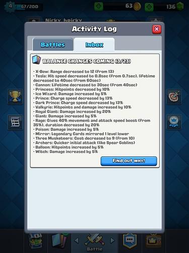 Mobile games Update App: screenshots, UI