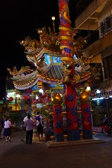Chinese New Year, Chiang Mai, Thailand (ARNAUD_Z_VOYAGE) Tags: street city building art beach nature architecture landscape thailand asia state action country capital southern portion southeast peninsula region department indochina municipality indochinese