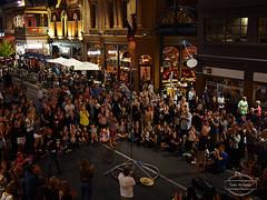 Fringe Festival 2016 (Paula McManus) Tags: olympus adelaide streetperformer southaustralia omd fringefestival rundlestreet streettheatre em5 paulamcmanus 20mm17 pancholibre fringefestival2016