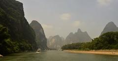 GUILLIN - Riu Li (alicia.serra) Tags: vacances xina paissatges guillin creuer riuli barcasses