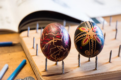 160327_Easter5 (Amaranth Road Studio) Tags: easter eggs ukrainian eastereggs pysanky